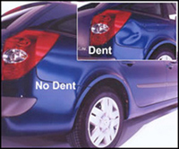 Car Dent Removal in Mansfield