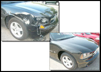 Collision Repair in Mansfield