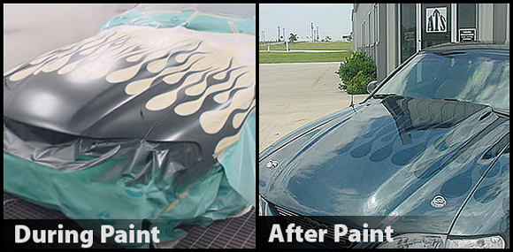 Custom Auto Painting Experts Mansfield TX